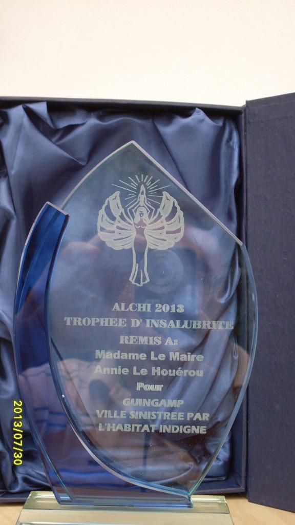 Trophee 2013