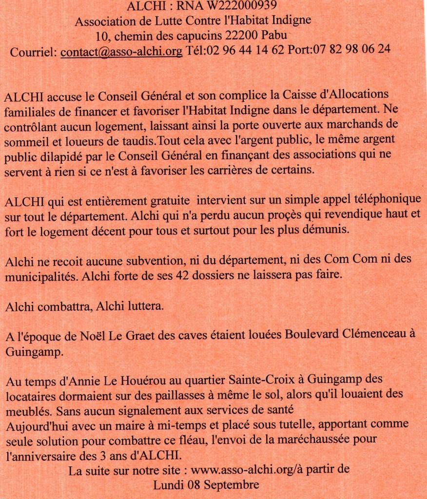 Tract forum assos